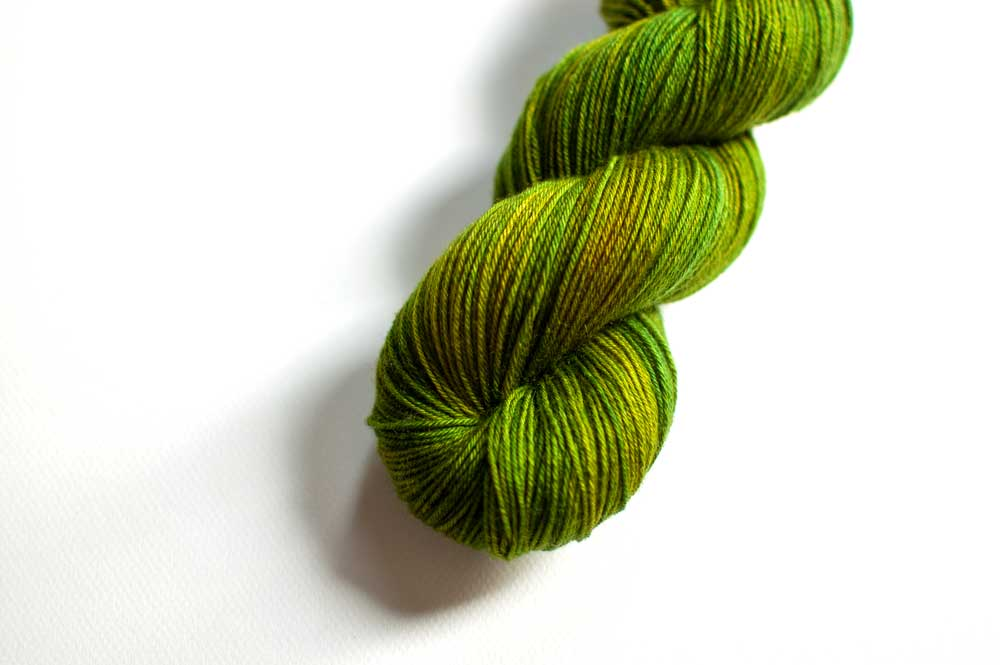 Cashmere Merino Luxe in Glass Lighter Green
