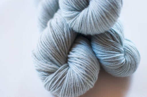 Pure Cashmere D.K. in Light Aqua Indigo