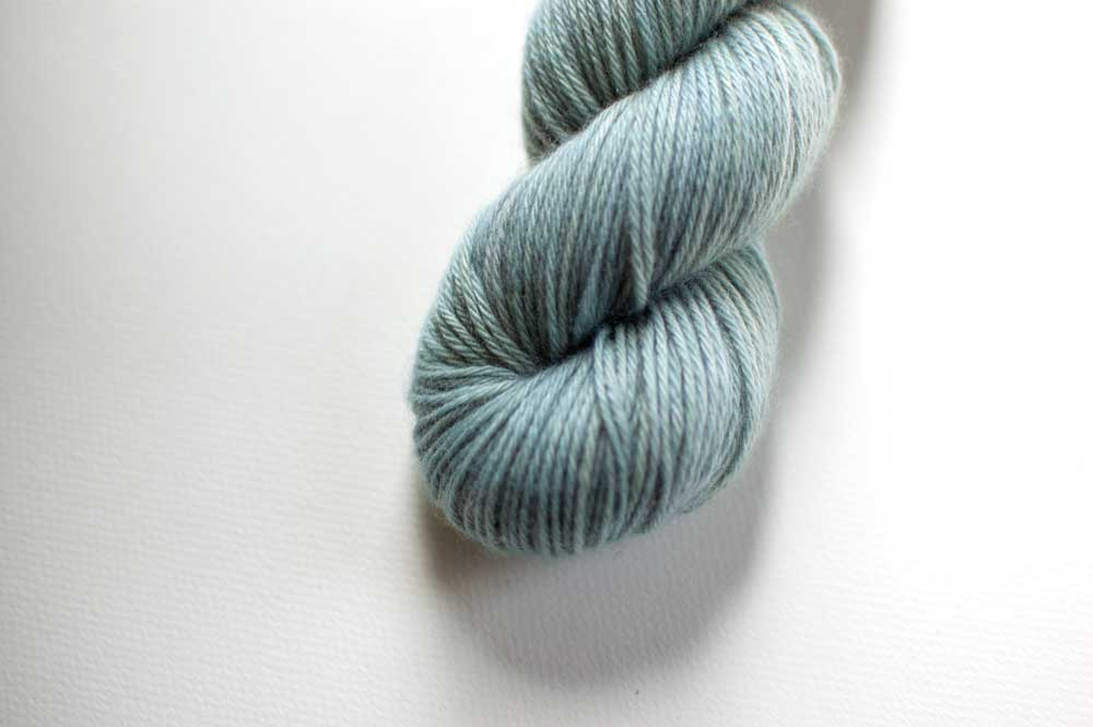 Pure Cashmere D.K. in Dusty Sage