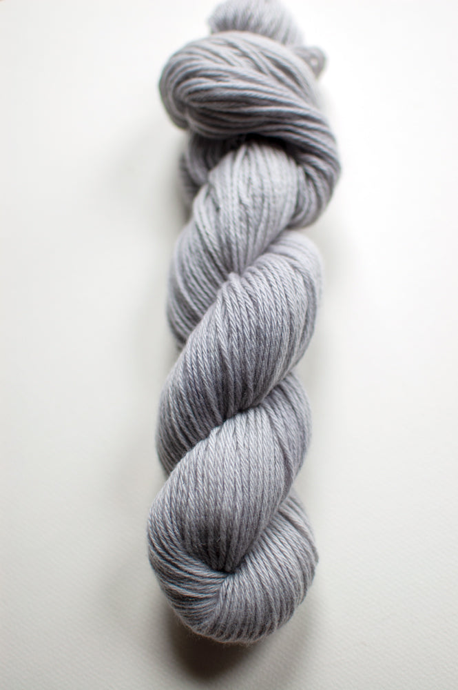 Pure Cashmere D.K. in Fog Grey