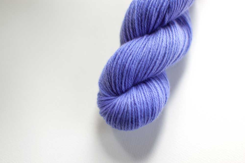 Pure Cashmere D.K. in Periwinkle