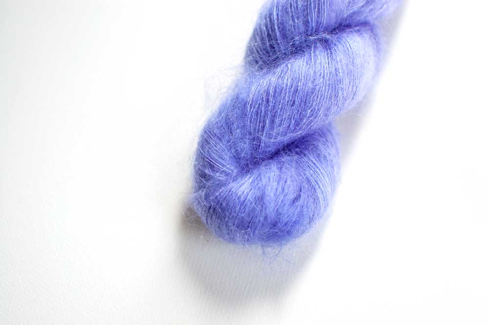 Kidsilk Cloud in Periwinkle
