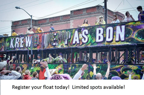 Independent Parade Float Entry