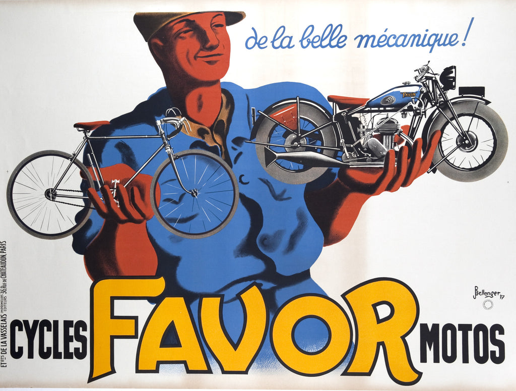 Favor 1937  - Bellenger