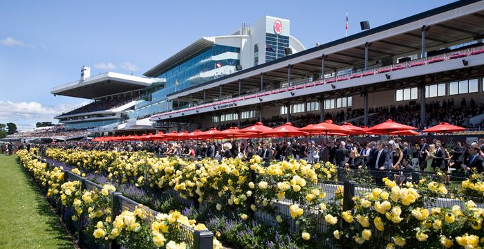 Flemington racecourse Melbourne