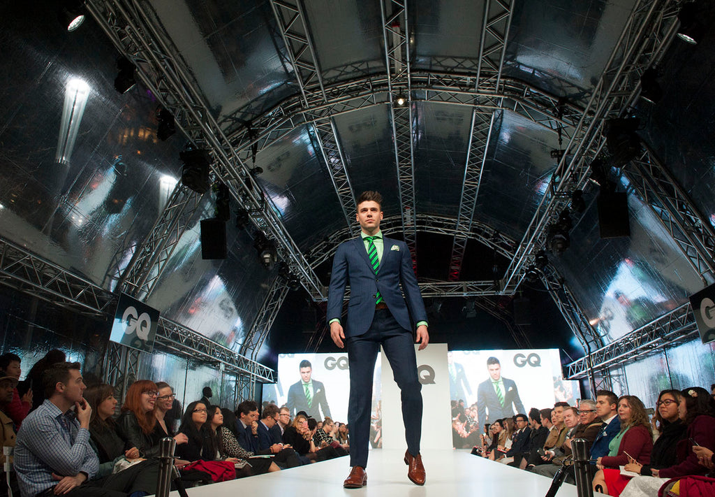 GQ Fashion parade MR Event 2015 Melbourne Spring Fashion Week