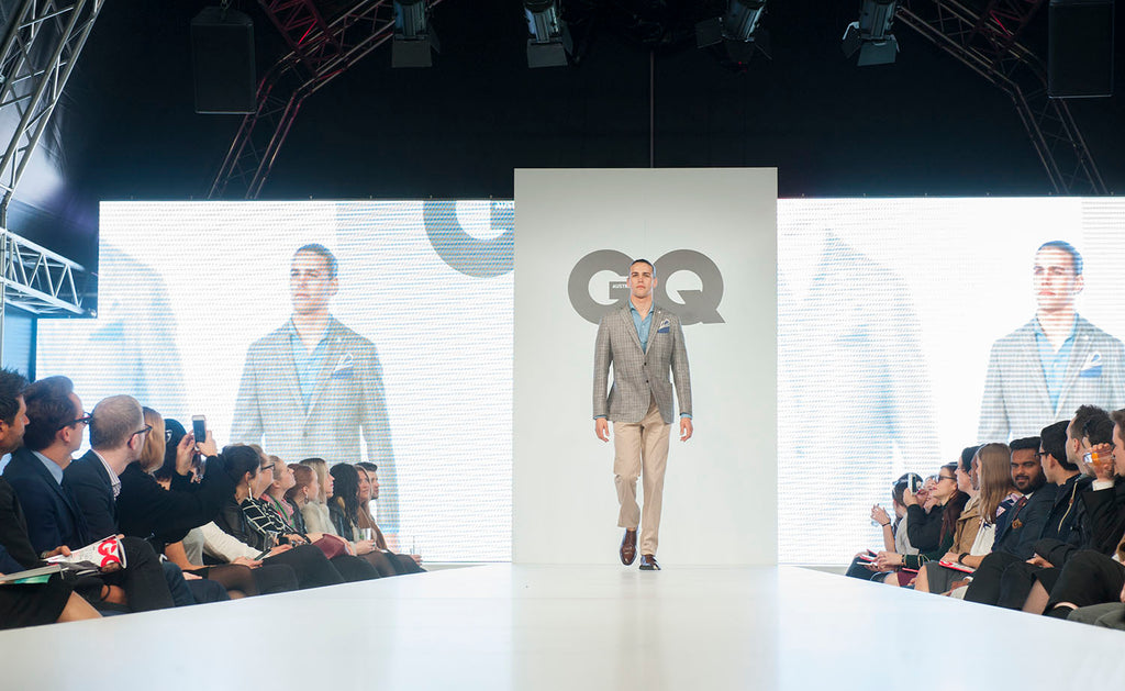 GQ menswear parade MR Event 2015 Melbourne Spring Fashion Week