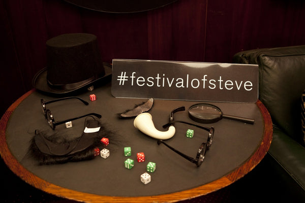 2015 Festival of Steve at the Kelvin Club in Melbourne