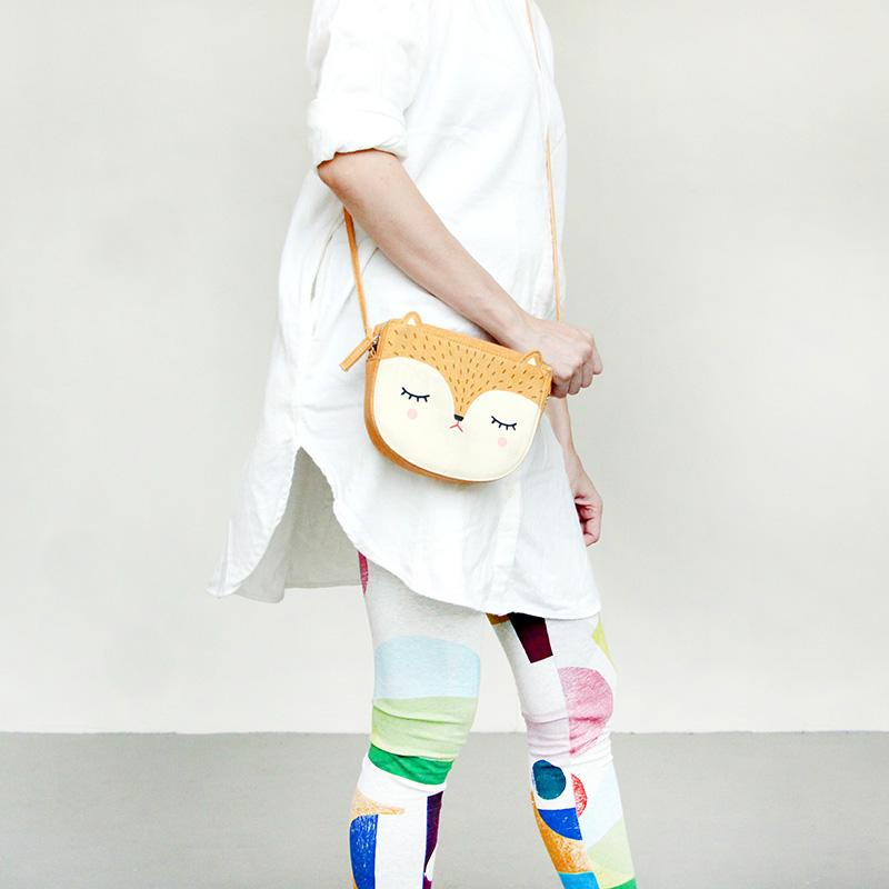 Kitsune Sling Bag