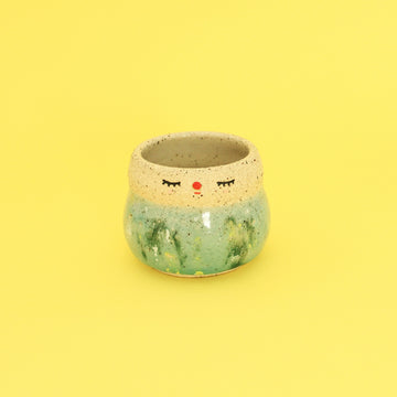 Pierrot Pot - Jade