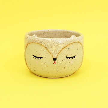 Kitsune Planter (Medium)