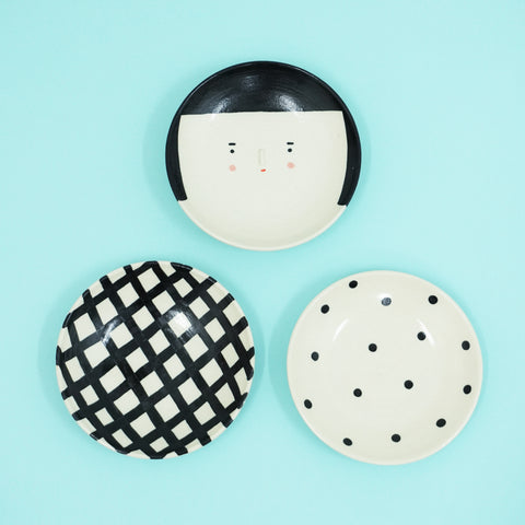 Yuki Dish - 3 piece set