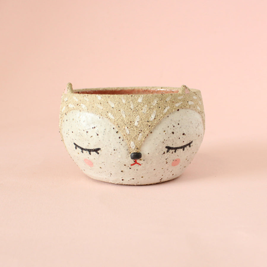 Kitsune Planter (Small)