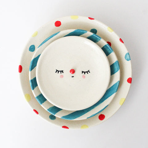 Piero 3 Piece Dish Set