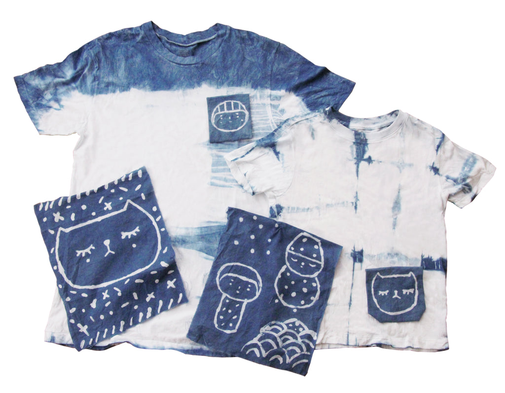 Indigo T-shirt Workshop 14 July(Sat.)