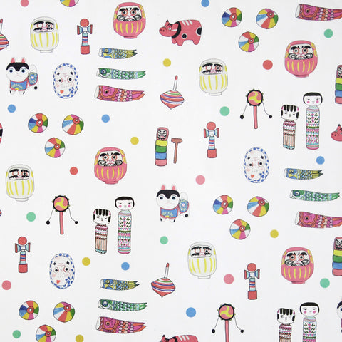 Japon Wrapping Paper