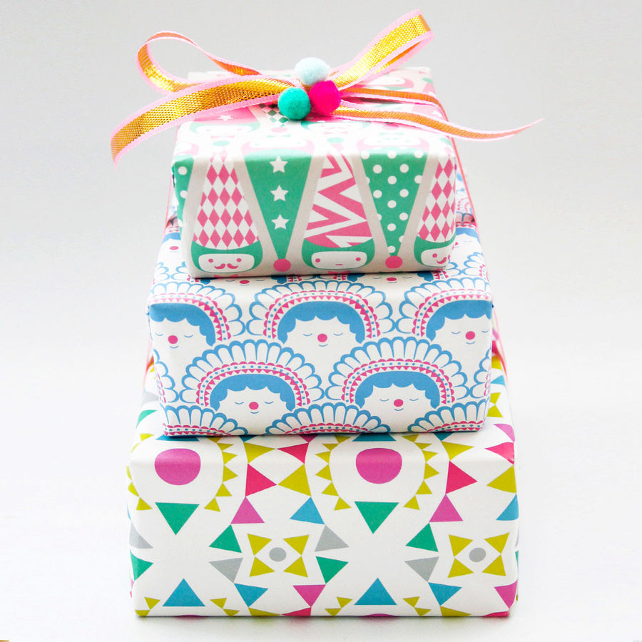 Wrapping Paper Party Pack
