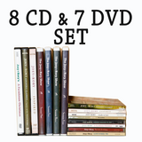 8 CD & 7 DVD Collection