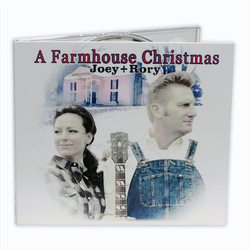 A Farmhouse Christmas CD – Joey+Rory Store