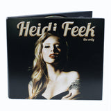 "Heidi Feek ""The Only"" - CD"