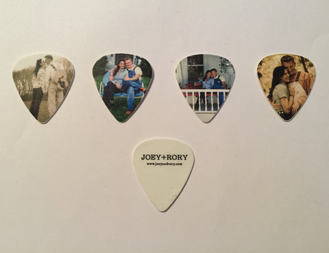 Joey+Rory Guitar Picks