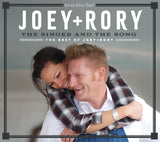 "Joey+Rory ""THE SINGER & THE SONG - The Best of Joey+Rory"" CD"