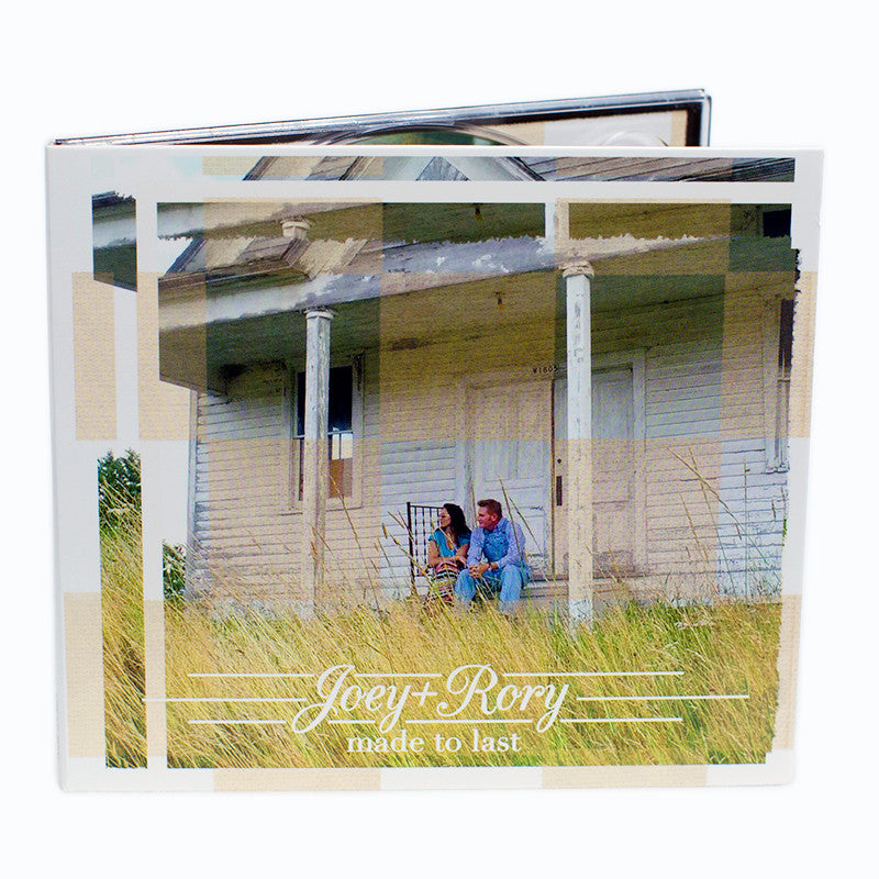 Made To Last CD – Joey+Rory Store