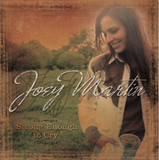 "Joey Martin ""Strong Enough To Cry"" Collectors CD"