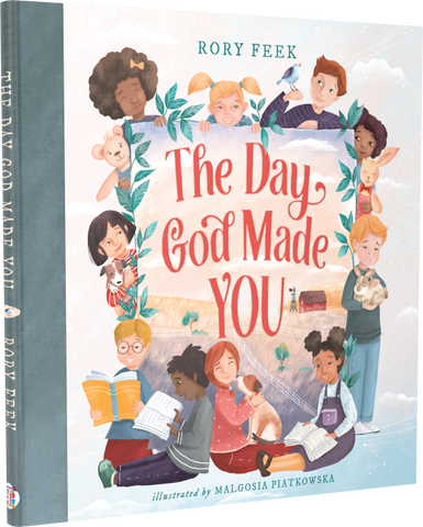 "Autographed Copy of ""The Day God Made You"" (Picture Book)"