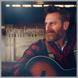 Autographed copy of Rory Feek's new album Gentle Man - PRE-ORDER