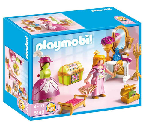PLAYMOBIL 5148 PALACE Royal Dressing Room