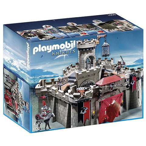 PLAYMOBIL 6001 KNIGHTS Hawk Knights' Castle