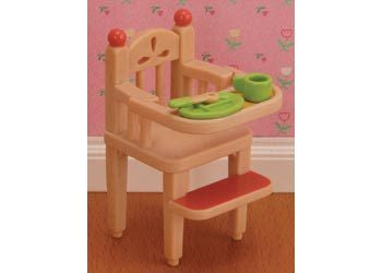 SYLVANIAN 4463 High Chair
