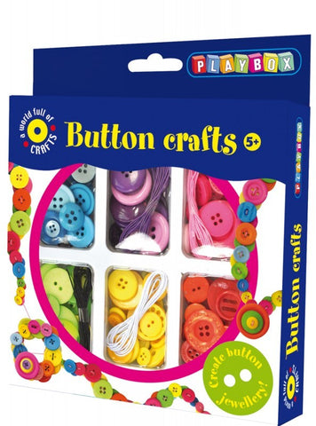 PLAYBOX Button Crafts kit