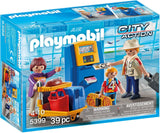 PLAYMOBIL 5399 CITY ACTION Family at Airport Check-In