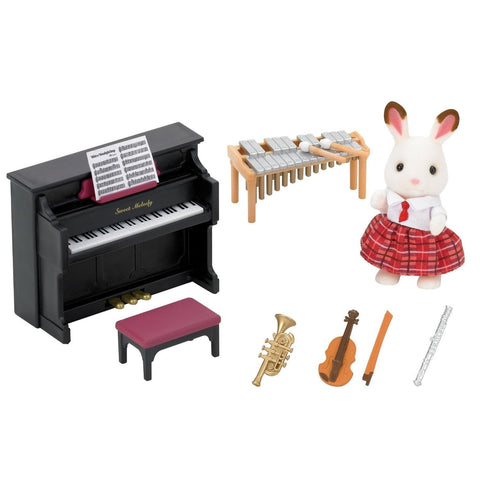 SYLVANIAN 5106 School Music Set