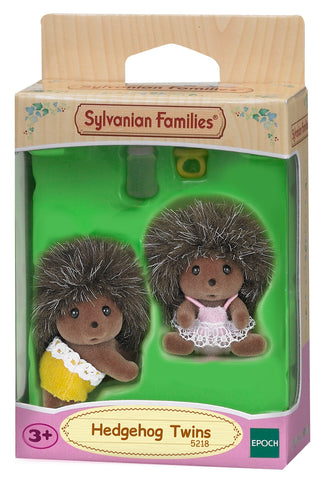 SYLVANIAN 5218 Hedgehog Twins