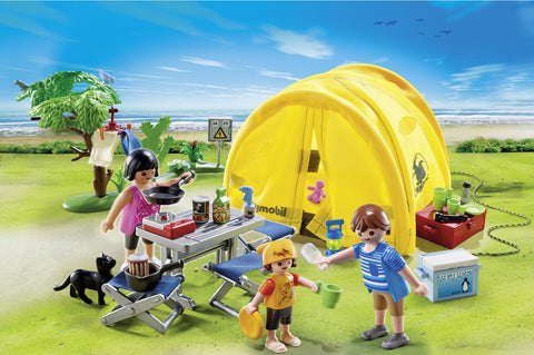 PLAYMOBIL 5435 Family Camping Trip
