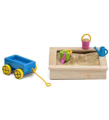 LUNDBY Smaland 2015 Sandbox set