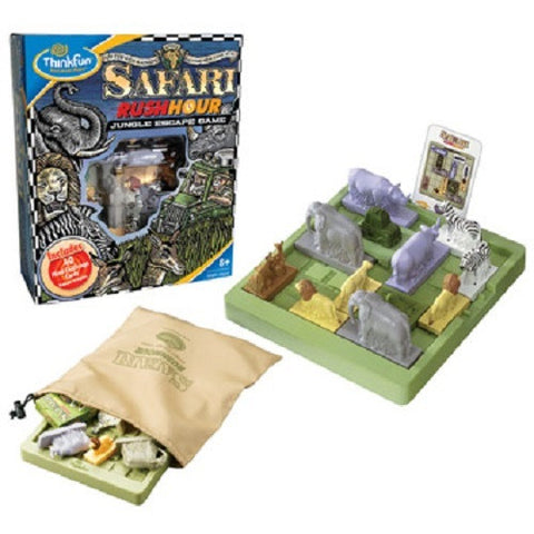 THINKFUN Safari Rush Hour game