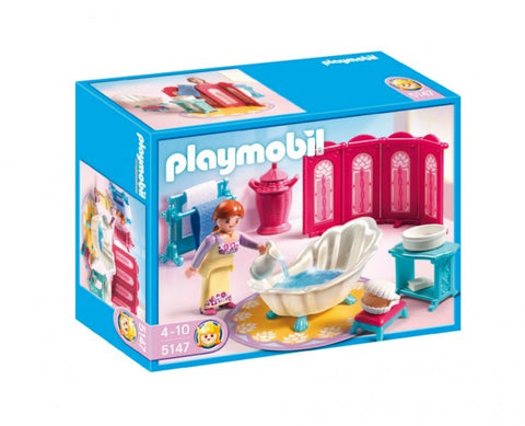 PLAYMOBIL 5147 Royal Bath Chamber