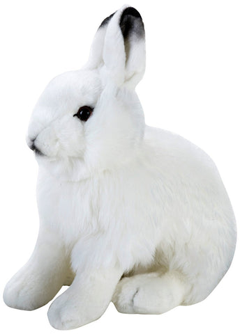 NATIONAL GEOGRAPHIC Arctic Hare 25cm plush