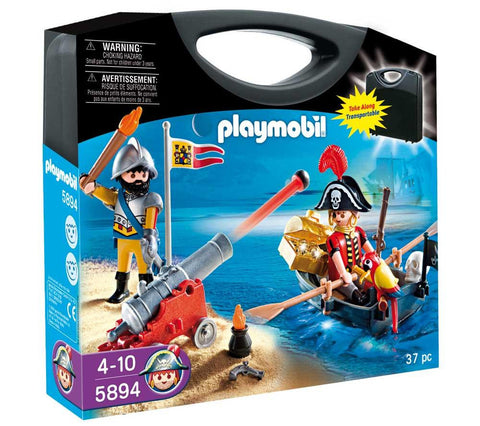 PLAYMOBIL 5894 PIRATES Carrying Case