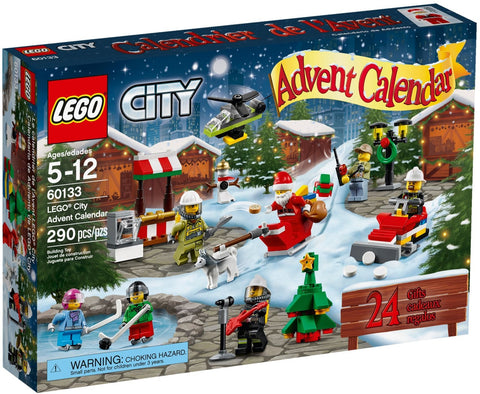 LEGO 60133 CITY Advent Calendar 2016