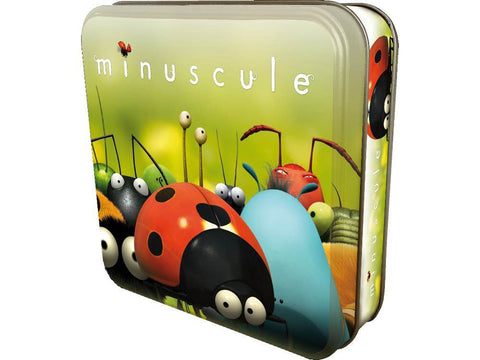 MINUSCULE game in tin