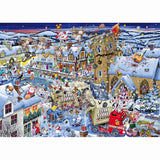 Gibson I LOVE CHRISTMAS 1000pc jigsaw