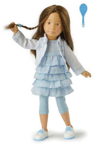 KATHE KRUSE Sofia doll casual set