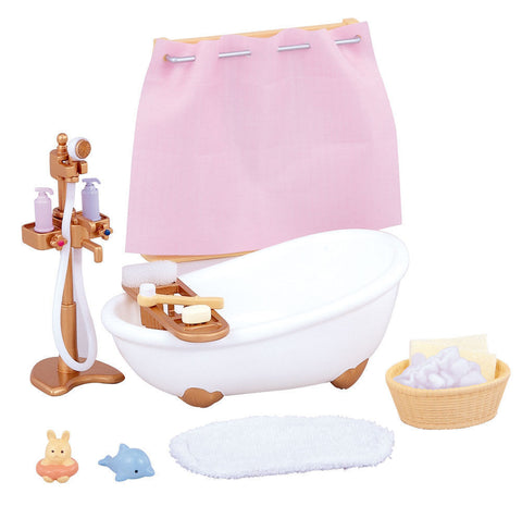 SYLVANIAN 5022 Bath & Shower set