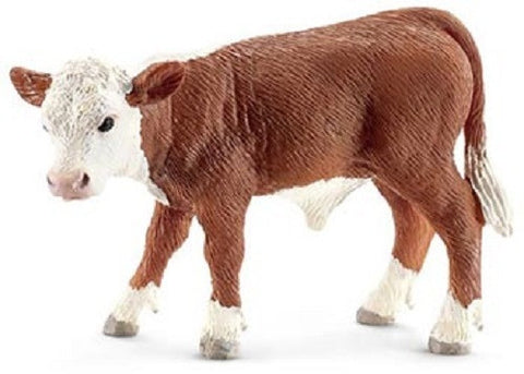 SCHLEICH 13765 Hereford Calf