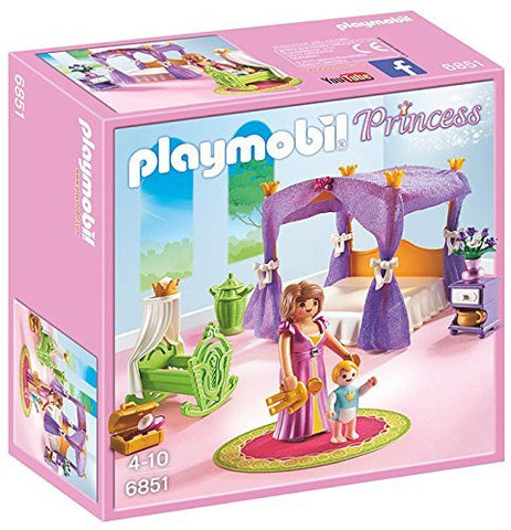 PLAYMOBIL 6851 Princess Chamber with Cradle